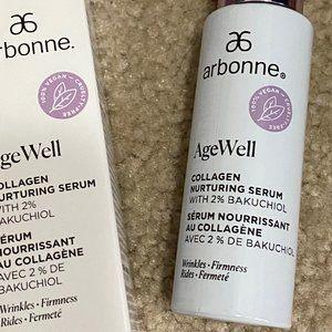 Arbonne AgeWell Collagen Nurturing Serum-NIB